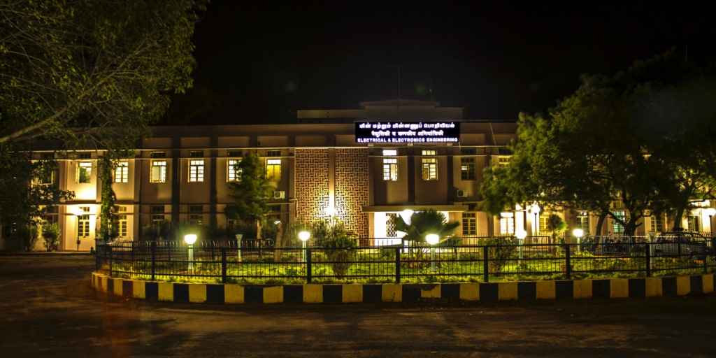 Nit Trichy Electrical And Electronics Engineering