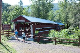 West Paden Twin Bridge