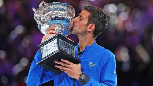 Novak Djokovic Masterclass Seals Record Seventh Australian ...