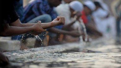 জীবাণুমুক্ত থাকা সম্ভব অজুর মাধ্যমে : মুফতি তায়্যিব