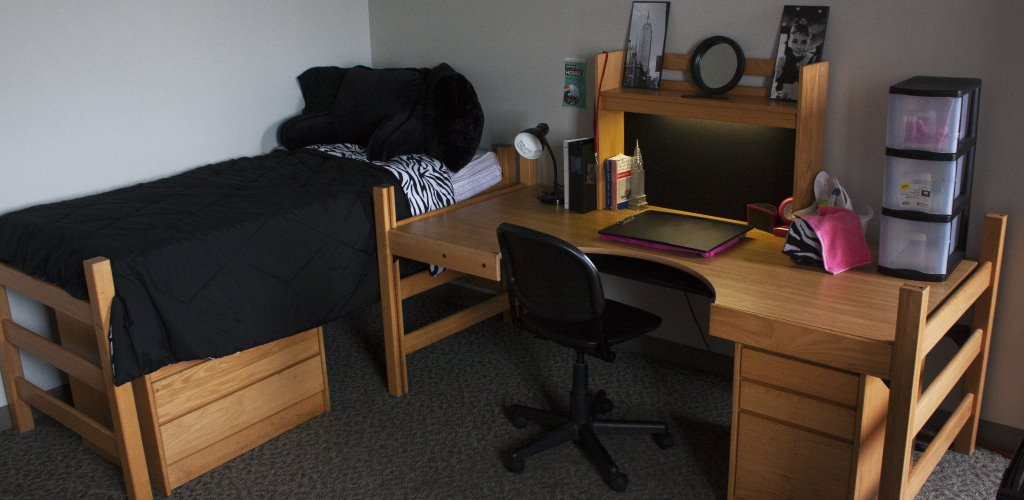Stevenson Towers NIU Housing And Residential Services