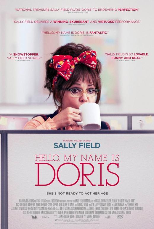 HELLOW, MY NAME IS DORIS