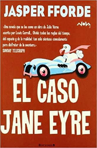 EL CASO JANE EYRE (MONA JACINTA)