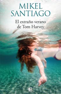 EL EXTRAÑO VERANO DE TOM HARVEY (MONA JACINTA)