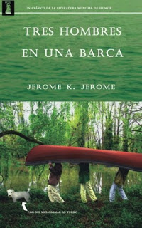 TRES HOMBRES EN UNA BARCA (MONA JACINTA)