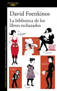LA BIBLIOTECA DE LOS LIBROS RECHAZADOS (MONA JACINTA)