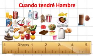 alimentos carbohidratos vs proteínas