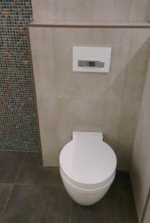 Salle De Bain WC Suspendu Et Bti Support Nivault