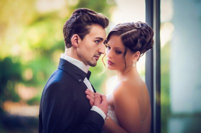 Brautpaar in Offenbach