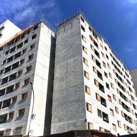Soluções tecnológicas para obras populares - Obra PPP Habitacional, Centro da São Paulo