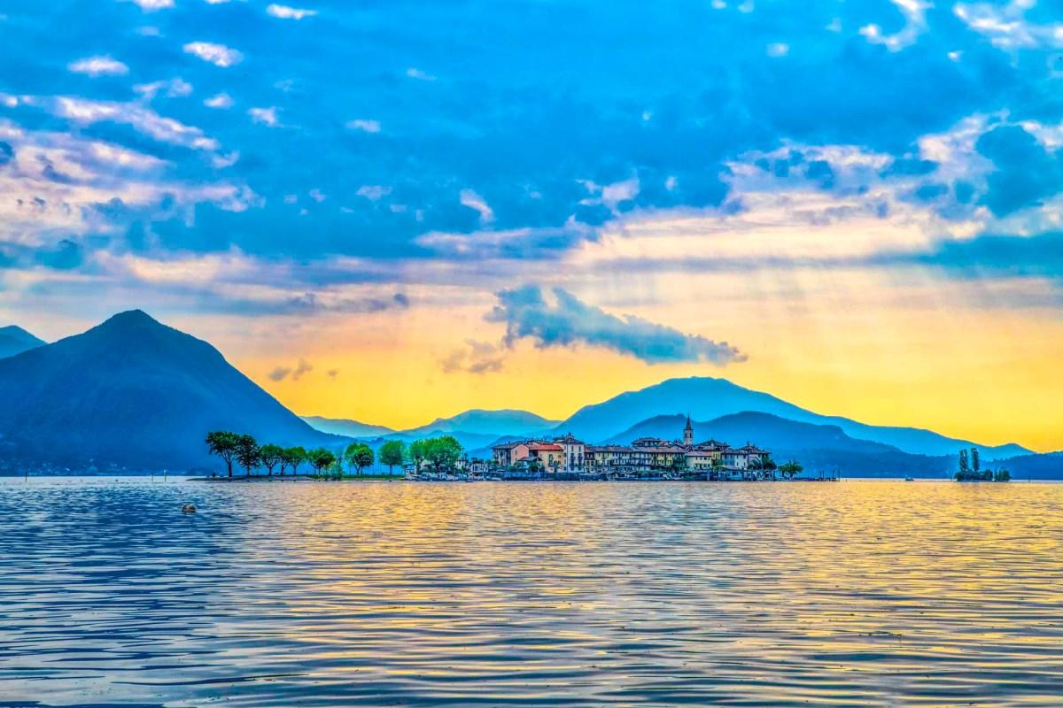 NK   Baveno - Italy