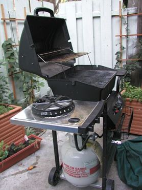 Summer Dangers - Gas Barbecues