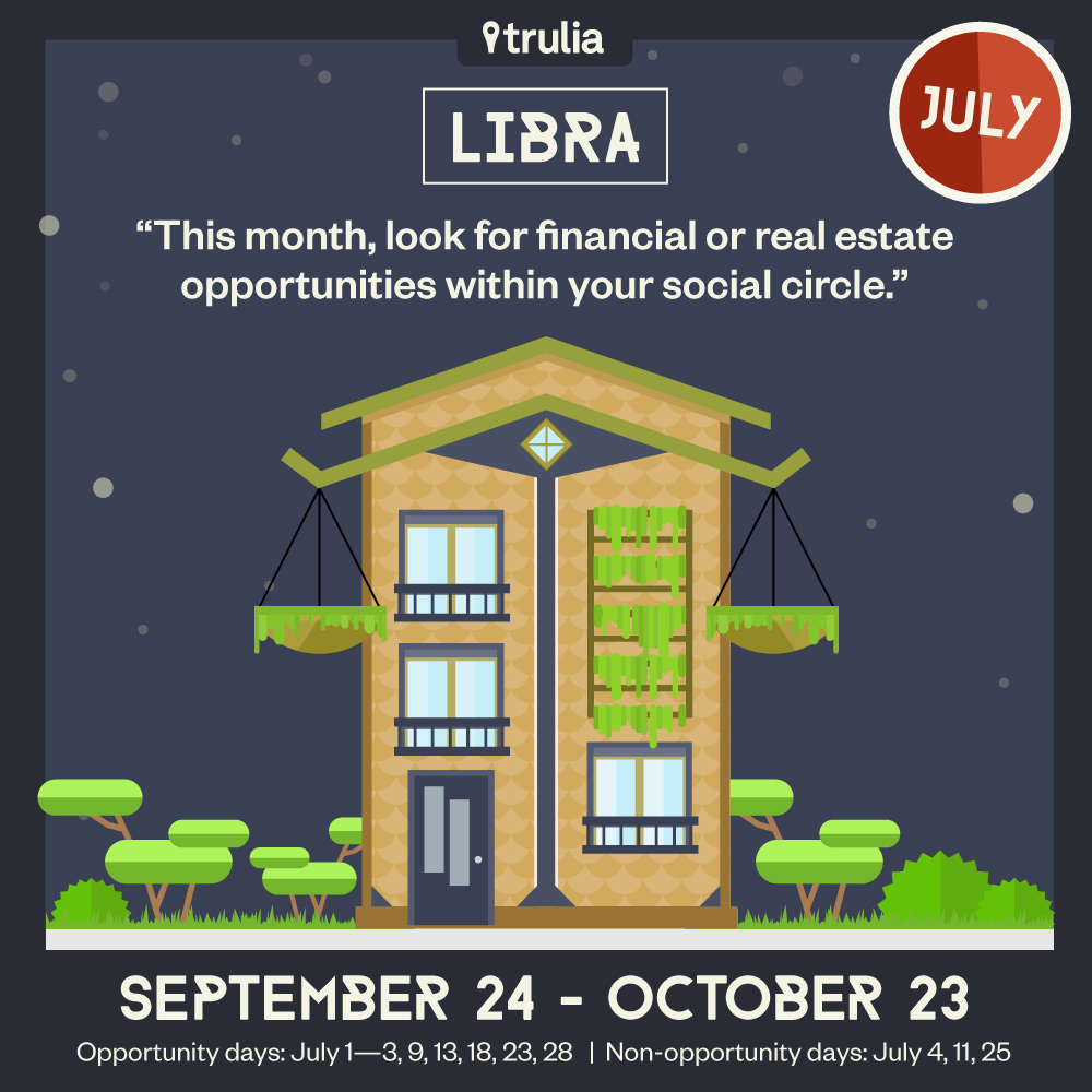 Libra Horoscope Trulia