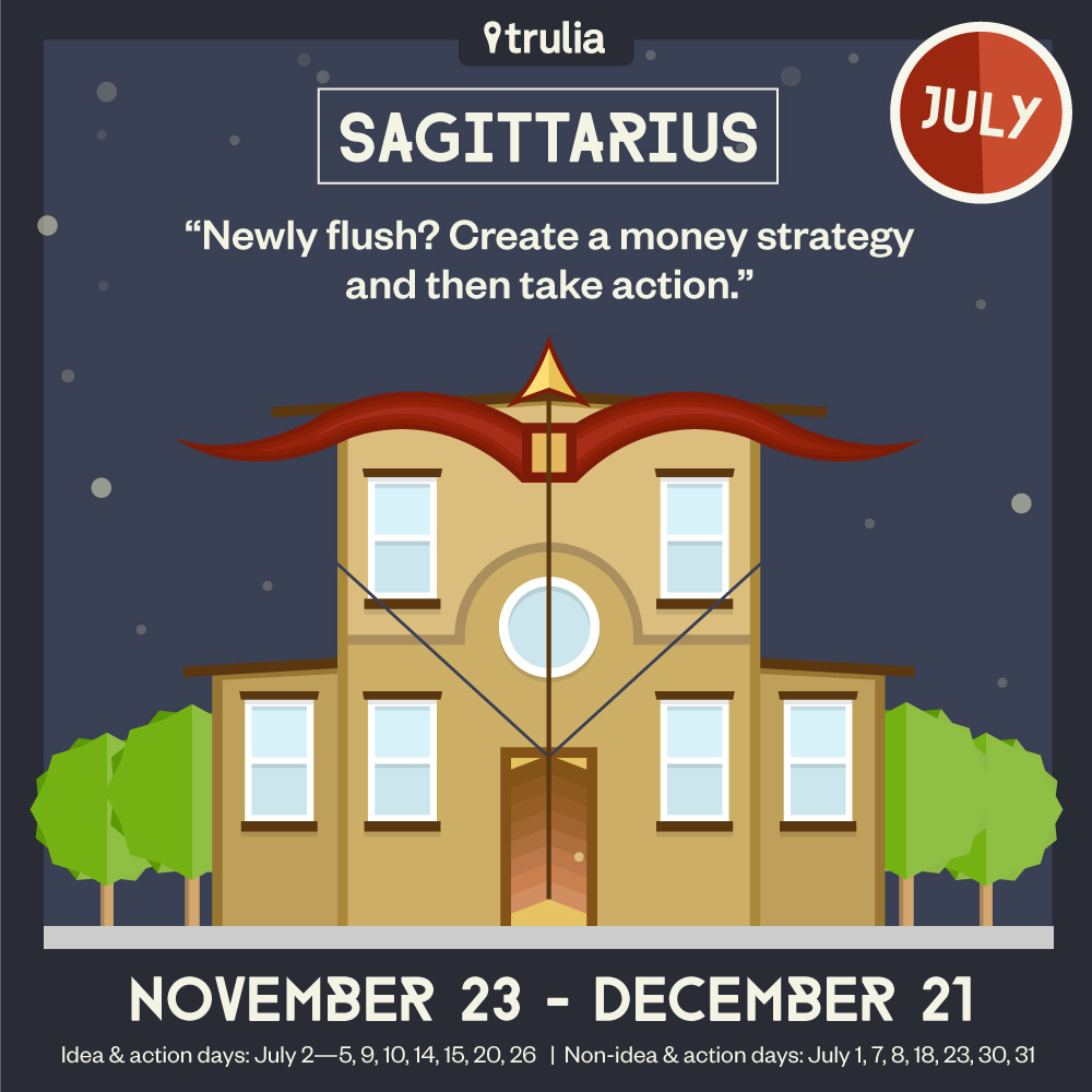 Sagittarius Horoscope Trulia