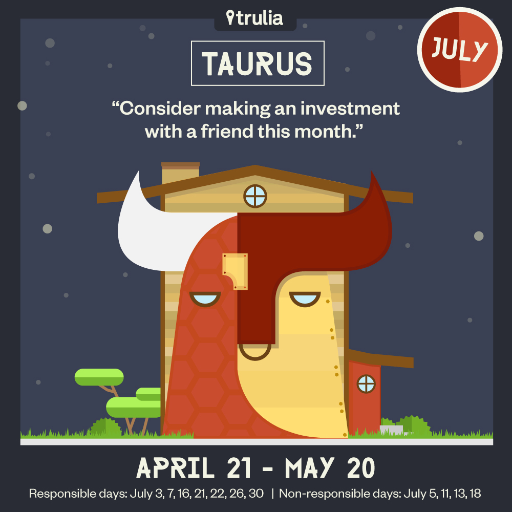 Taurus Money Horoscope July