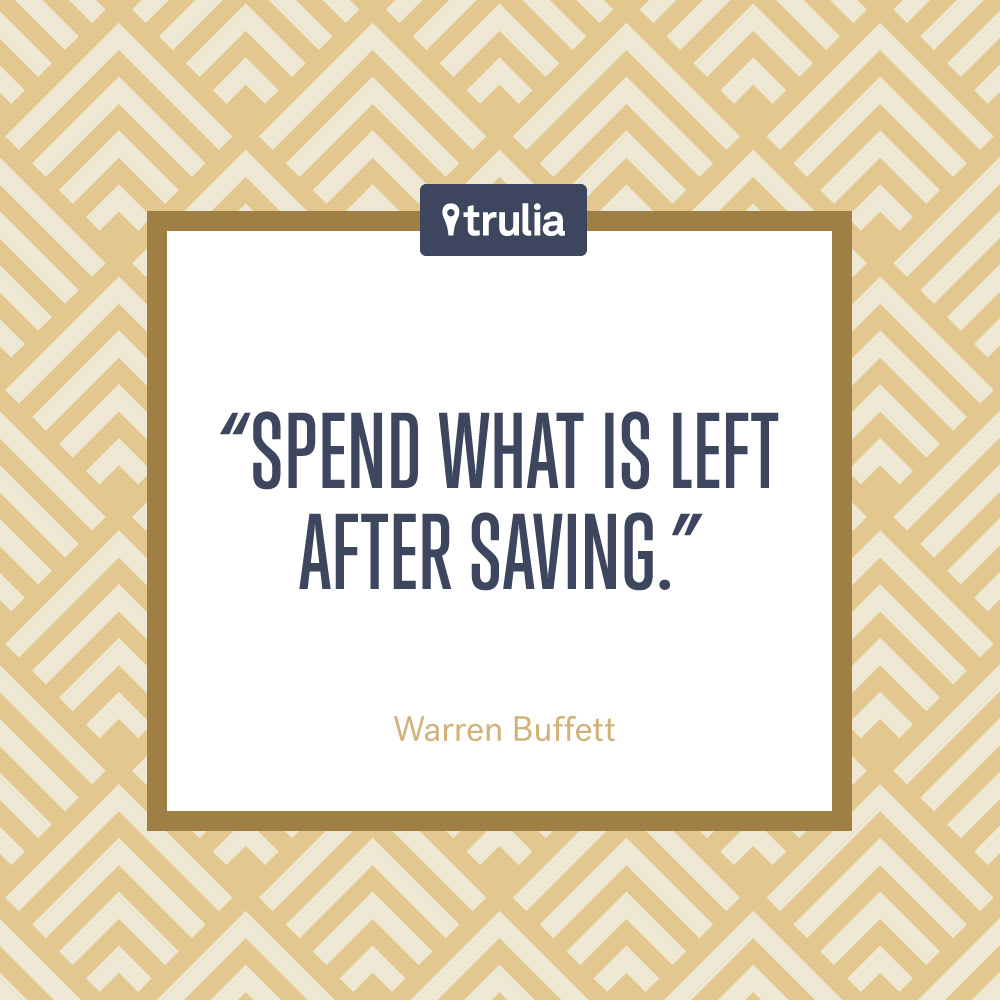 Motivational Quote Warren Buffett