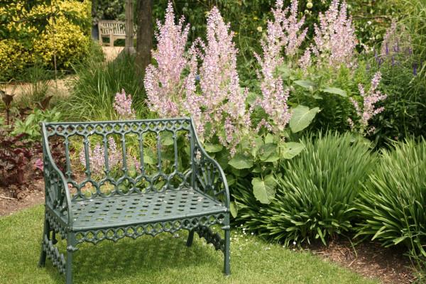 English Garden Seat
