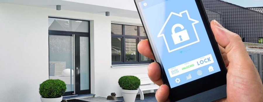 home security for renters