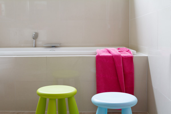 Kids Bathroom Stools