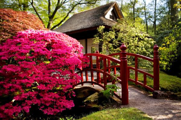 Zen Garden Bridge