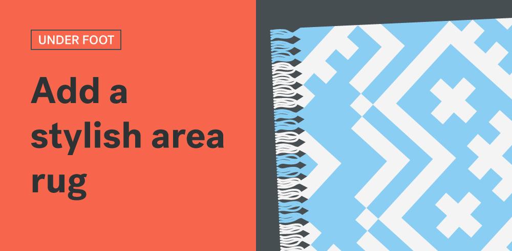 small apartment design ideas rugs