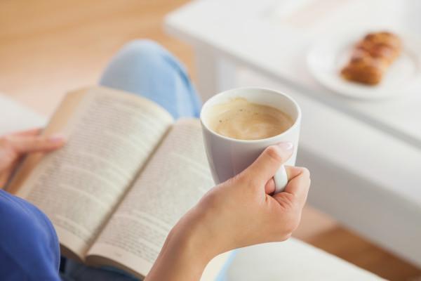 Book and Mug