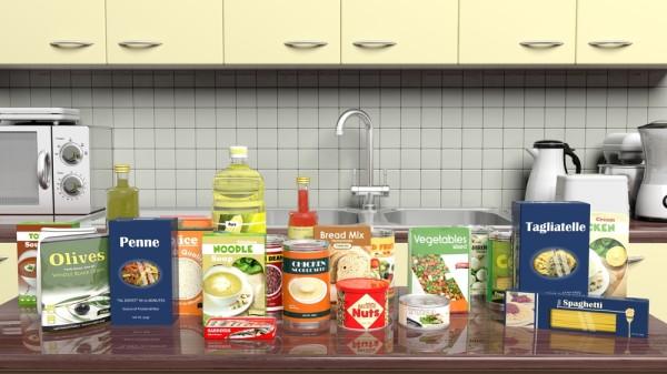 Kitchen Groceries