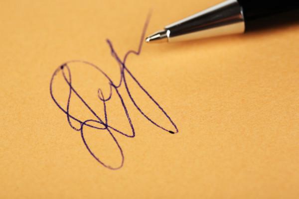 Pen Mark
