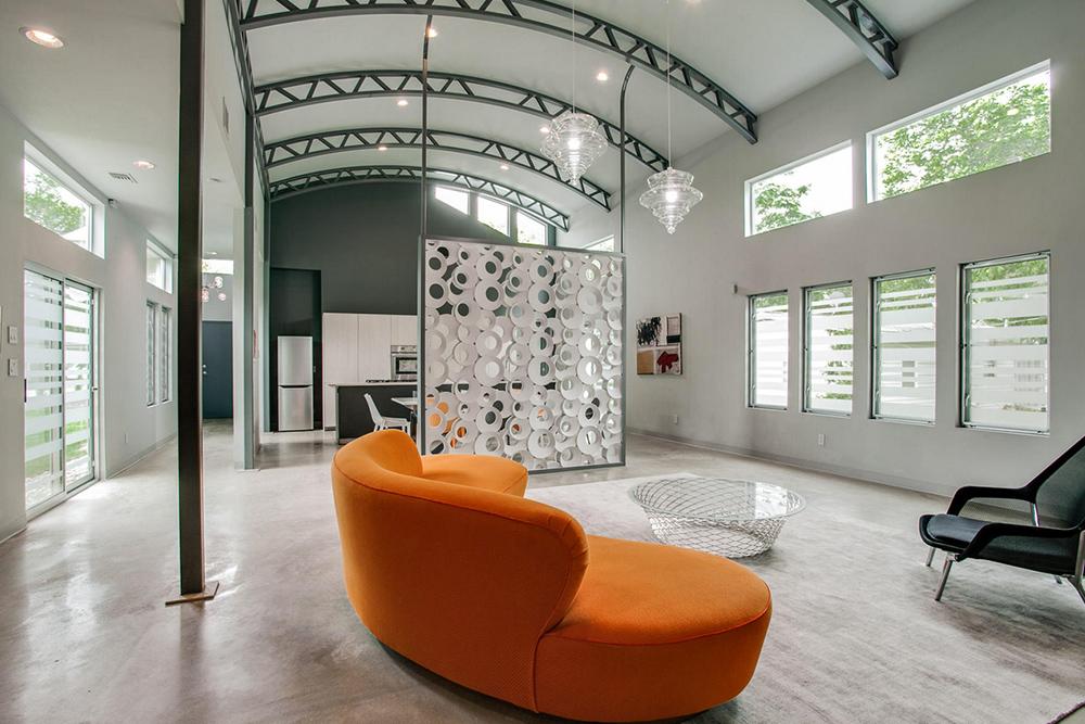 Hunger Games House Living Room