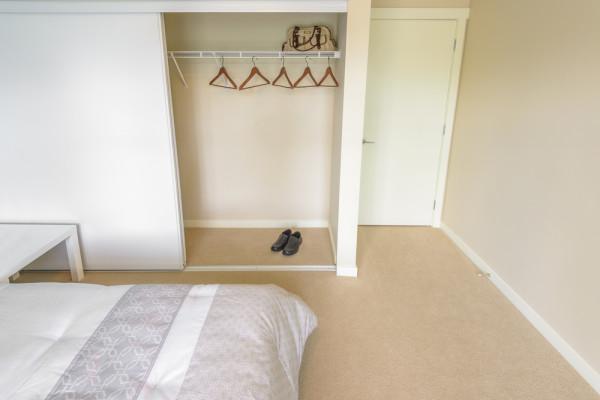 Closet Guest Room