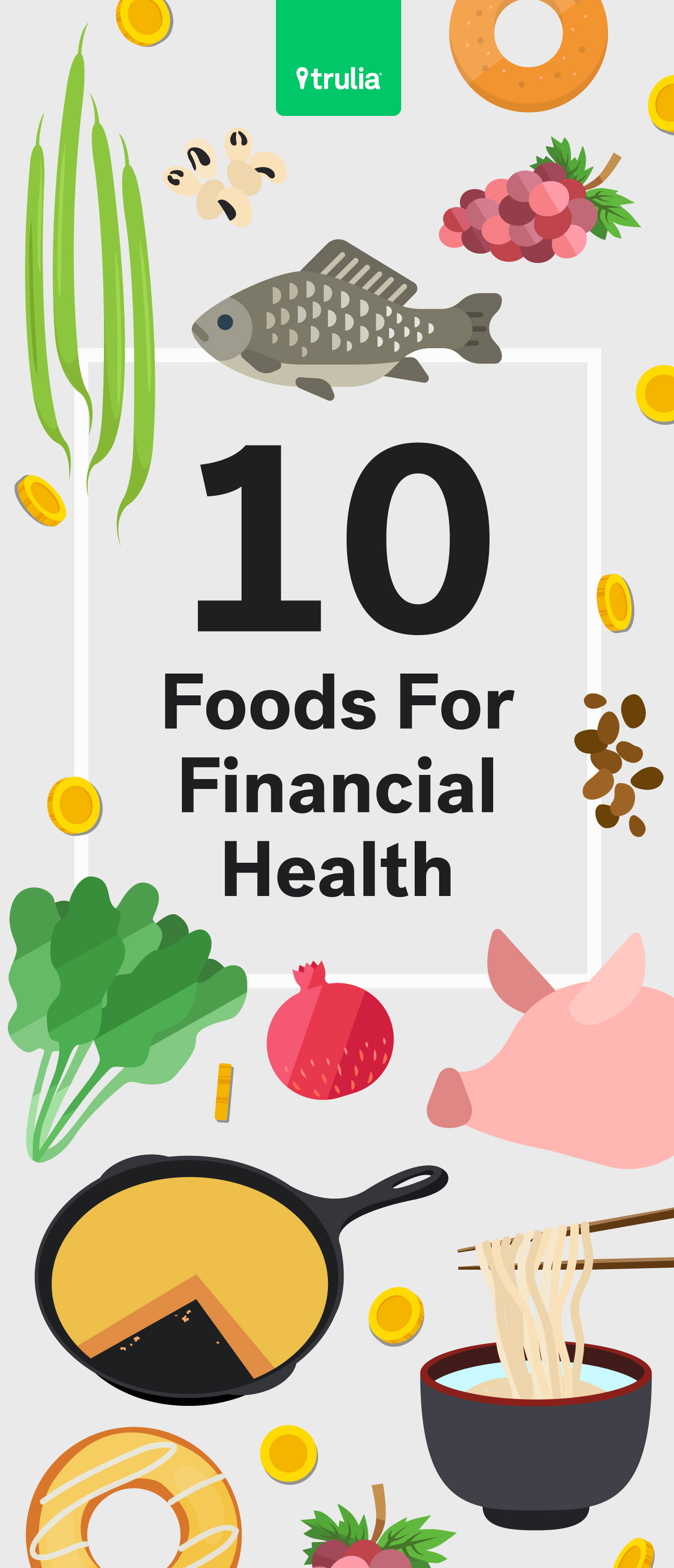Eat These 10 Foods For Financial Health In 2016