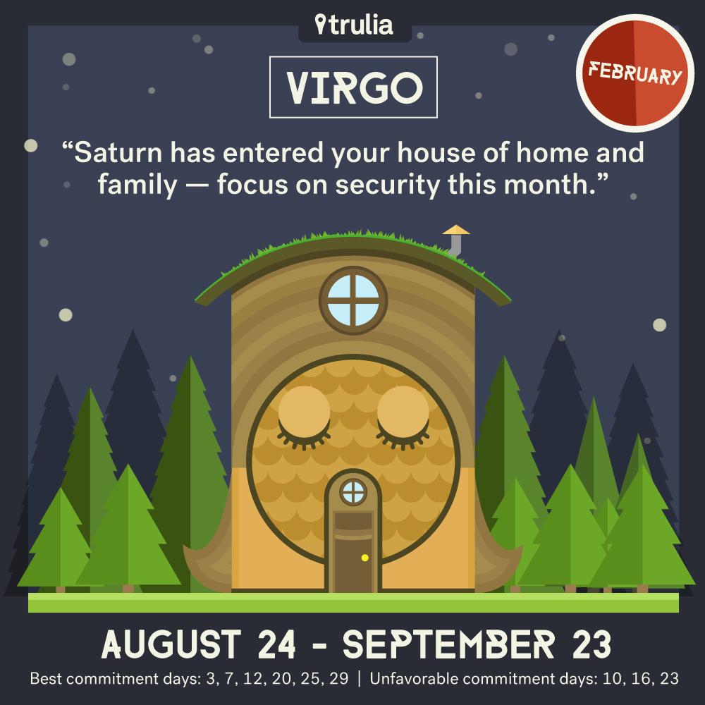 February Horoscope Virgo