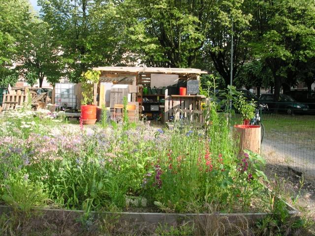 jardin paradis chambéry
