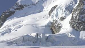 Conférence sur les glaciers savoyards par Hugo Mansoux le 4 octobre 2017 à Bassens