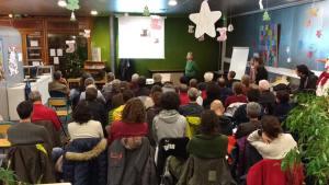 Soirée agriculture urbaine du 11 décembre 2018 à Chambéry