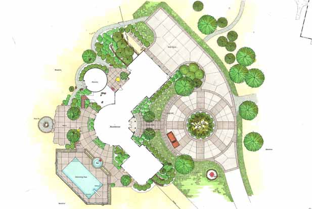 Xeriscape Landscape Design Software