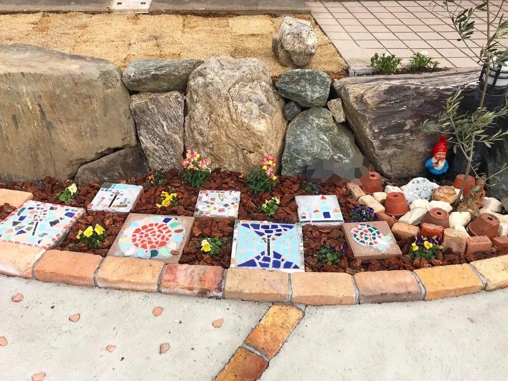 庭石の置き方でおしゃれなお庭造り!失敗しない簡単な方法をご紹介