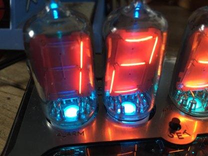 numitron clock