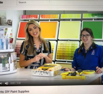 Pack Points: DIY Paint Supplies