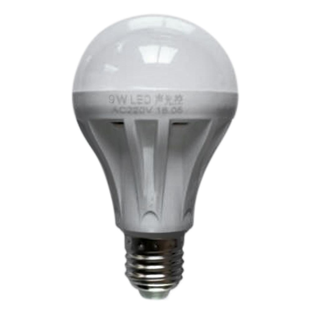 Motion Light Bulb