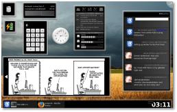 KDE 4 Desktop