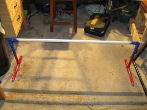 DIY Cyclocross Barrier