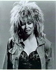 Tina Turner celebrity look-alike