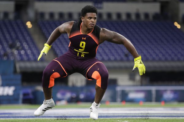 Image result for devin bush combine