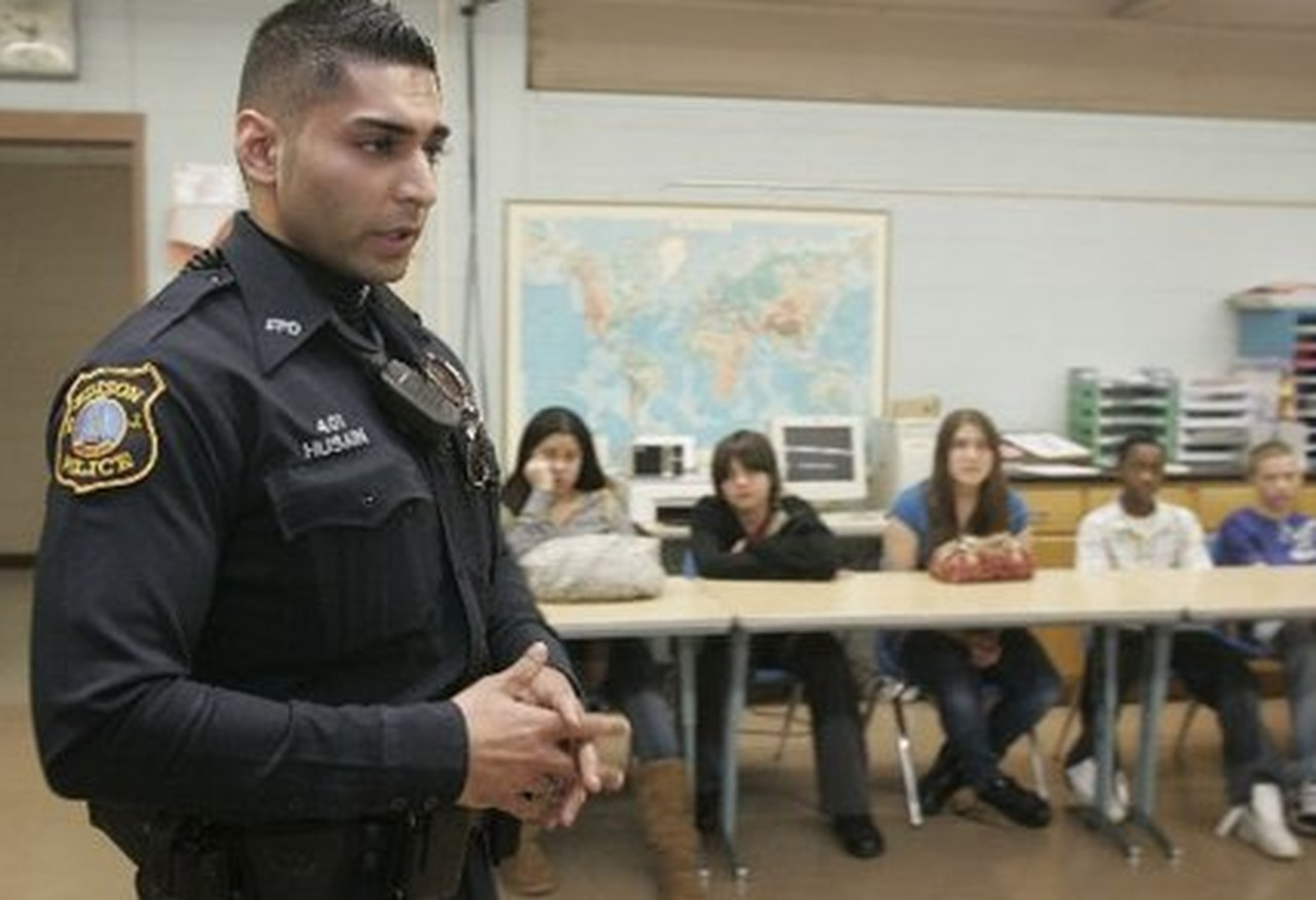 Edison Junior Police Academy Offered This Summer For