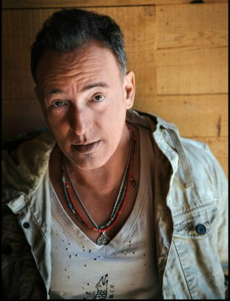 "Bruce Springsteen saluted two friends of his who were killed in the Vietnam War in his song, ""The Wall."""