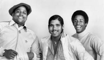 "From left, Henry ""Big Bank Hank"" Jackson, Michael ""Wonder Mike"" Wright and Guy ""Master Gee"" O'Brien of the Sugarhill Gang."