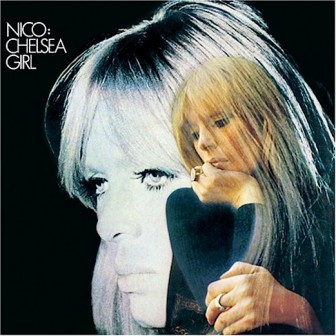 "The real Nico, on the cover of her 1967 album, ""Chelsea Girl."""