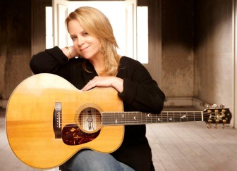 """Mary Chapin Carpenter has covered Bruce Springsteen's hit """"Dancing in the Dark"""" as well as his less well known """"My Love Will Not Let You Down."""""""
