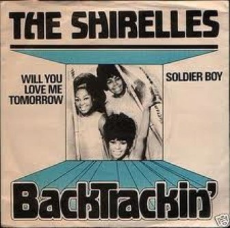 """The Shirelles had their first No. 1 hit with """"Will You Love Me Tomorrow,"""" in 1961."""